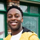 Ryan Russell plays Michael Bailey in Coronation Street (ITV/PA)