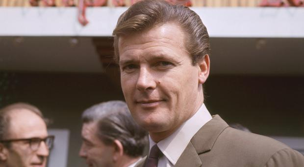 Roger Moore was a veteran of some of James Bond's stranger titles. (PA Archive)