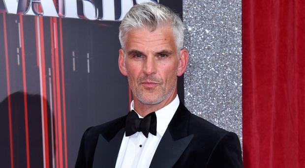 Tristan Gemmill is leaving the soap (Matt Crossick/PA)