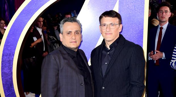 Joe Russo (left) and Anthony Russo (Ian West/PA)