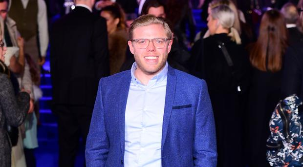 Rob Beckett (Ian West/PA)