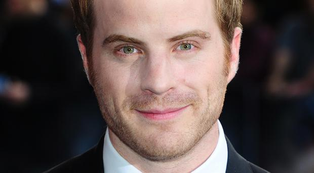 Robert Kazinsky has been praised for his performance. (Ian West/PA)