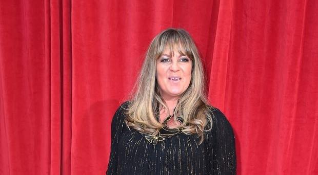 Lorraine Stanley on struggling as an actor before plum EastEnders role (Matt Crossick/PA)