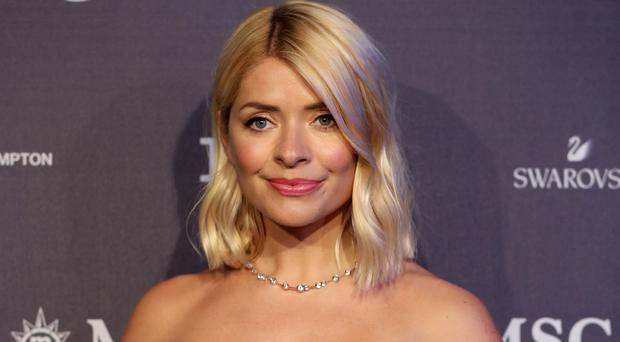 Holly Willoughby is selling a fridge (Andrew Matthews/PA)