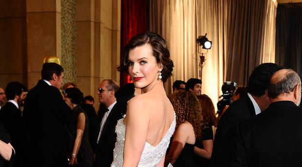 Actress Milla Jovovich has revealed she under went an emergency abortion as she slammed strict abortion laws in the US (Ian West/PA)