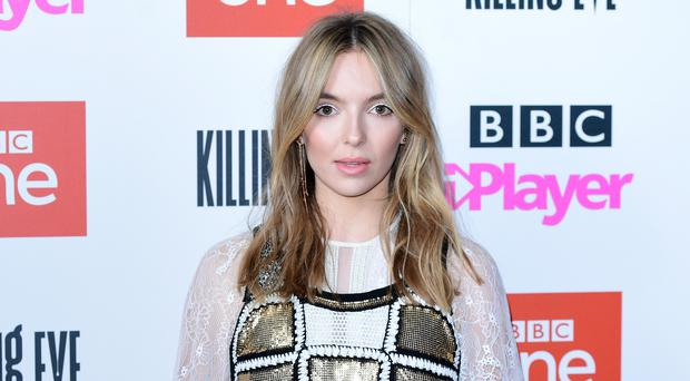 Jodie Comer: I can do Killing Eve accents after mimicking adverts with my dad (Ian West/PA)