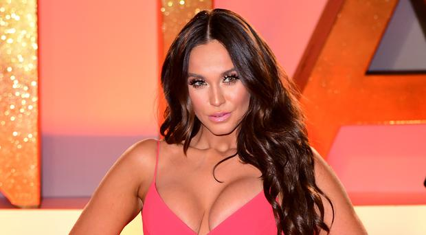 Vicky Pattison: Not everyone should be a reality TV star – you need a thick skin (Ian West/PA)