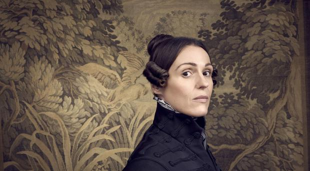 Suranne Jones as the character Anne Lister in Gentleman Jack (BBC/PA)