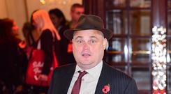 Al Murray has defended his Pub Landlord alter ego (Ian West/PA)