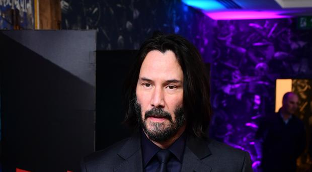 A fourth instalment in the popular John Wick franchise has been announced (Ian West/PA)