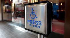 There is reluctance to cast disabled actors, it has been claimed (Andrew Matthews/PA)