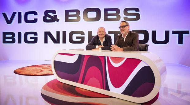 Vic and Bob's Big Night Out is set to return (Sophie Mutevelian/BBC)