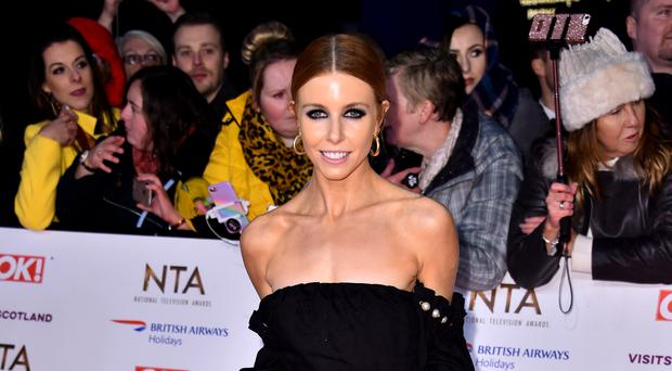 Stacey Dooley is passionate about her work (Matt Crossick/PA)