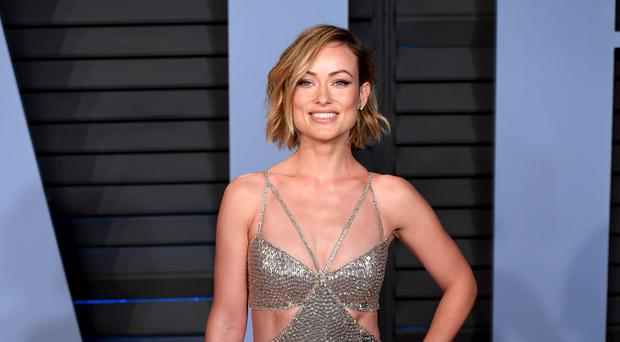 Olivia Wilde has praised young people (PA)