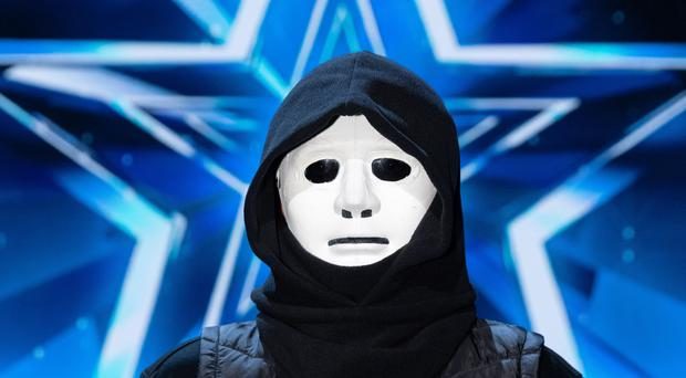 Magician X revealed his true identity (Dymond/Thames/Syco/Shutterstock/PA)