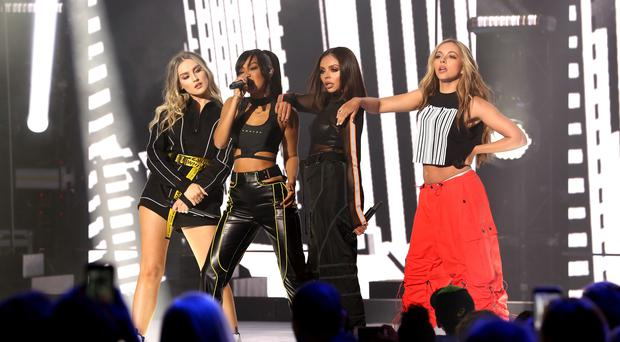 Little Mix will star in Celebrity Gogglebox (David Parry/PA)