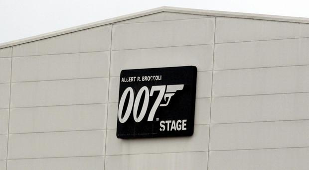 The 007 stage at Pinewood Studios in Iver Heath, Buckinghamshire (Steve Parsons/PA)