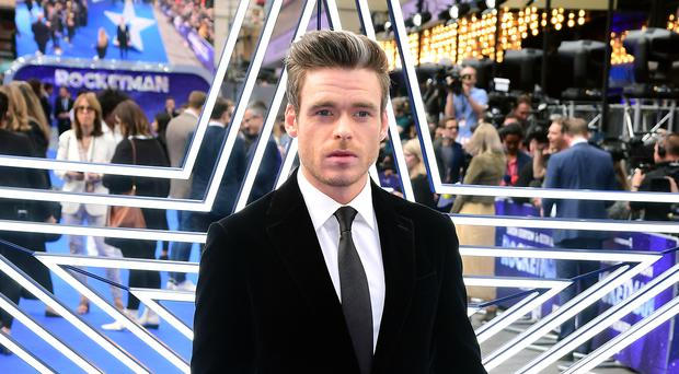 Richard Madden (Ian West/PA)