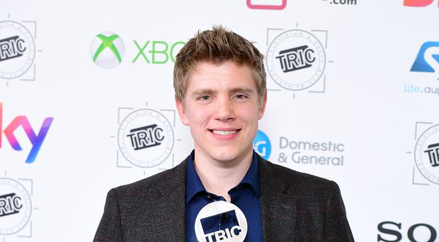 Ryan Hawley (Ian West/PA)