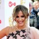 Caroline Flack hosts Love Island (Ian West/PA)