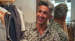 Queer Eye's fashion expert Tan France: I can't wear PJs to the shops any more (Netflix)