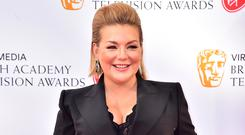 Sheridan Smith says she was 'drunk' when she blamed fiance's mum for dog death (Matt Crossick/PA)