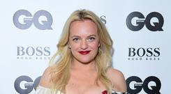 Elisabeth Moss stars in The Handmaid's Tale (Ian West/PA)