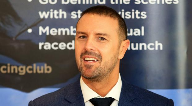 Paddy McGuinness (Clint Hughes/PA)
