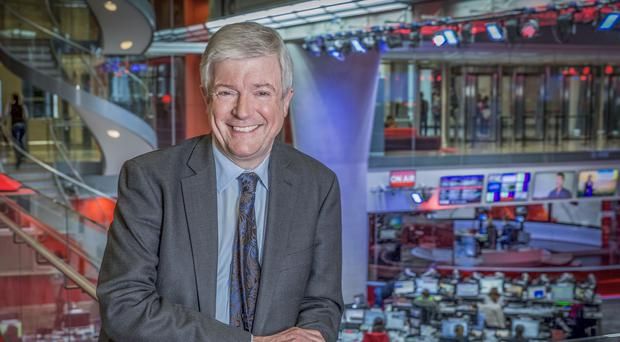 Tony Hall (Guy Levy/BBC/PA)