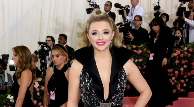 Chloe Grace Moretz has been granted a restraining order against an alleged stalker (Jennifer Graylock/PA)