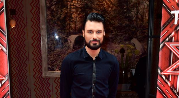Rylan Clark-Neal is to host Supermarket Sweep which is being revived by ITV (Ian West/PA)