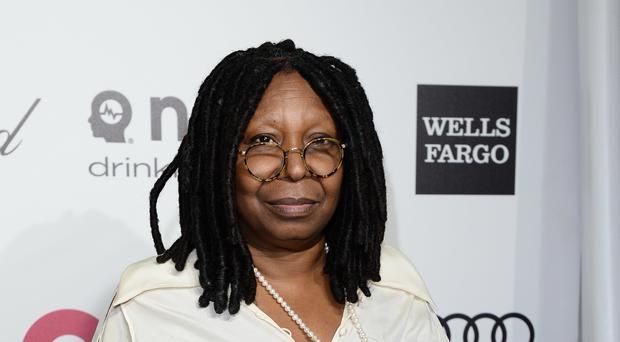 Whoopi Goldberg was treated for pneumonia (PA)