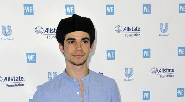 Disney has cancelled a film premiere following the death of star Cameron Boyce (Richard Shotwell/Invision/AP, File)