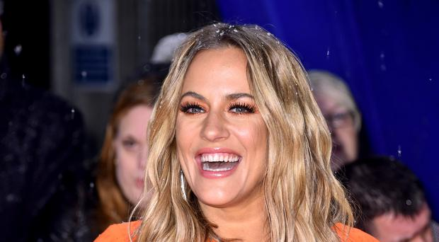 Presenter Caroline Flack (Matt Crossick/PA)