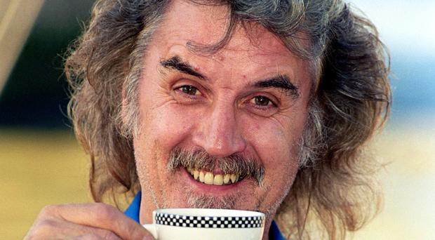 An interview with comedian Billy Connolly will be shown for one night only at the cinema screenings of a show from his last-ever stand up tour (Neil Munns/PA)