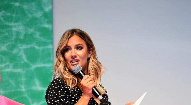 Caroline Flack presents Love Island (Ian West/PA)