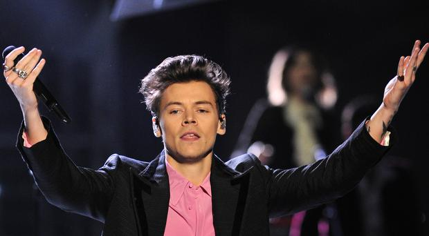 Harry Styles is reportedly in talks to star as Prince Eric in Disney's live-action remake of The Little Mermaid (Aurore Marechal/PA)