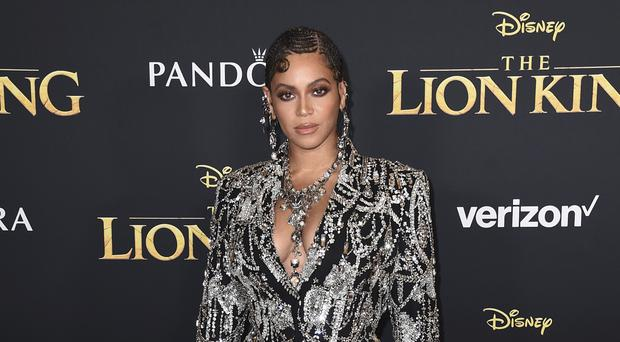 Beyonce has unveiled the music video for Spirit, her song featuring in Disney's live-action remake of The Lion King (Jordan Strauss/Invision/AP)