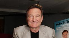 Robin Williams (Yui Mok/PA)