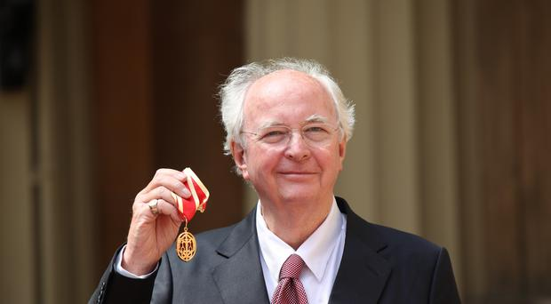 Sir Philip Pullman's His Dark Materials series of novels have been defended by the producer adapting them for TV (Yui Mok/PA)