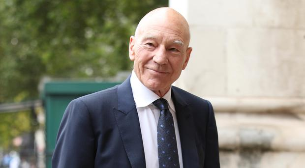 The first trailer for Star Trek: Picard sees Sir Patrick Stewart reprising one of his most famous roles (Yui Mok/PA)