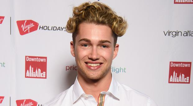 Love Island's Curtis Joins RuPaul's Drag Race UK As A Dance Coach