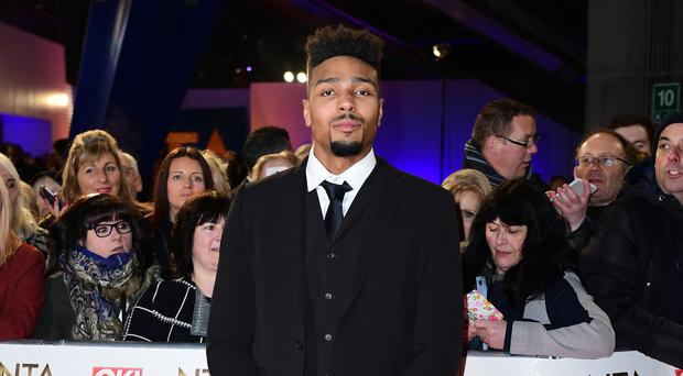 Jordan Banjo has welcomed the birth of his second child (Ian West/PA)