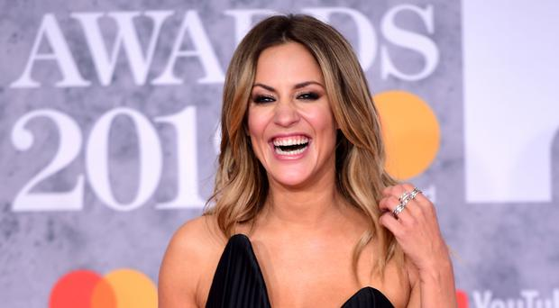 Love Island host Caroline Flack (Ian West/PA)