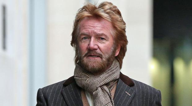 Noel Edmonds initially sought a compensation claim of more than £60 million (Jonathan Brady/PA)