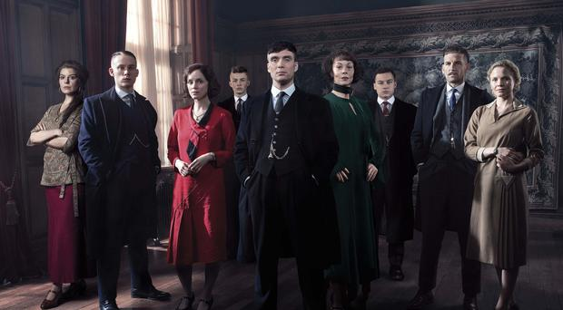 Peaky Blinders creator co-curates new festival celebrating the TV show in Birmingham (BBC/PA)