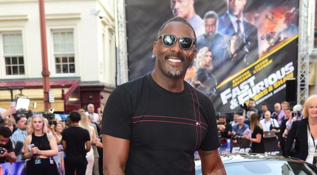 Idris Elba (Matt Crossick/PA)
