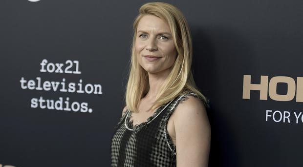 Homeland stars Claire Danes (Richard Shotwell/Invision/AP, File)