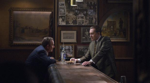 The Irishman starring Joe Pesci and Robert De Niro (Netflix/PA)