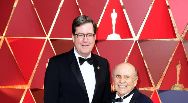 David Rubin has been elected the 35th president of the film academy (Ian West/PA)